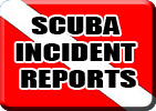 SCUBA incidents page