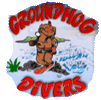 Groundhog Divers Logo